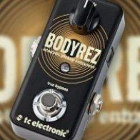 """TC Electronic Bodyrez - """"улучшайзер"""" звука для вашей акустической гитары"""