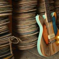Гитары из.... скейтбордов?