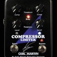 Подписной компрессор/лимитер Andy Timmons от Carl Martin