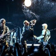 Группа U2 отменила концерт в Париже